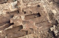 Aldwark excavations shot heret: Courtesy of York Archaeological Trust